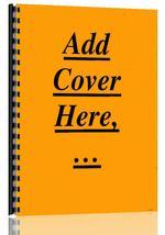 Parts Manual for Allis Chalmers 6DA Engine