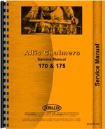 Service Manual for Allis Chalmers 175 Tractor