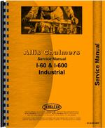 Service Manual for Allis Chalmers 510 Forklift