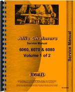 Service Manual for Allis Chalmers 6060 Tractor