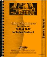 Service Manual for Allis Chalmers D12 Tractor