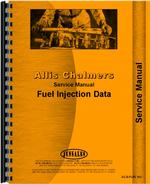 Service Manual for Allis Chalmers HD16 Crawler Fuel Injection