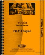 Service Manual for Bobcat 631 Skid Steer Deutz Engine