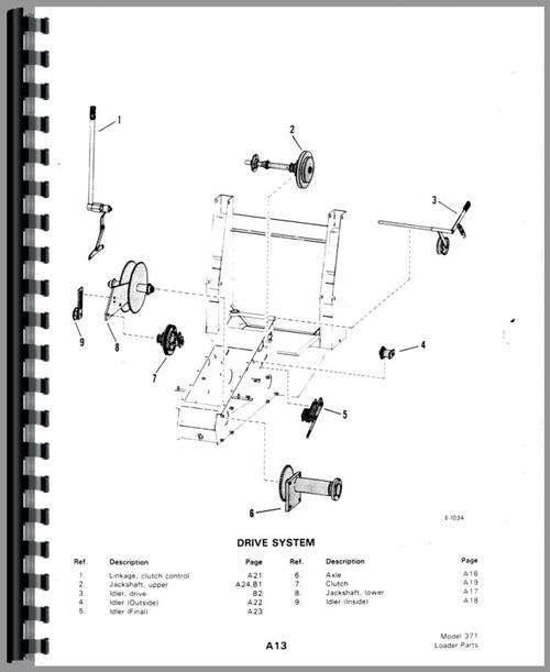 bobcat m 371 skid steer loader parts manual. Black Bedroom Furniture Sets. Home Design Ideas