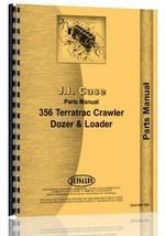 Parts Manual for Case 300 Crawler