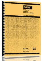 Parts Manual for Case 80B Excavator