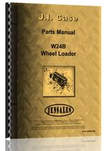 Parts Manual for Case W24B Wheel Loader