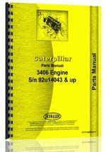 Parts Manual for Caterpillar 3406 Engine
