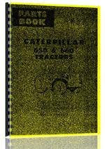 Parts Manual for Caterpillar 660 Tractor Scraper