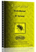 Parts Manual for Caterpillar 1 Terracer