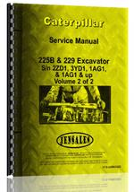 Service Manual for Caterpillar 229 Excavator