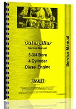 Service Manual for Caterpillar D8800 Engine