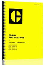 Service Manual for Caterpillar G398 Engine