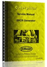 Service Manual for Caterpillar SRCR Generator