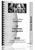 Service Manual for Cummins PT Engine