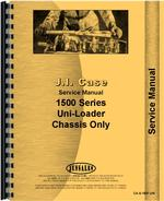 Service Manual for Case 1500 Uniloader