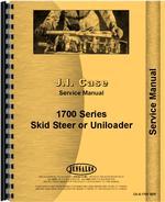 Service Manual for Case 1700 Uniloader