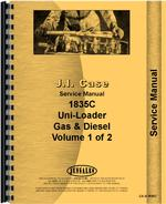 Service Manual for Case 1835C Uniloader