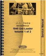 Service Manual for Case 1845 Uniloader