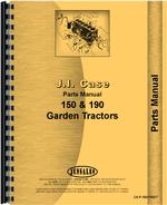 Parts Manual for Case 190 Lawn & Garden Tractor