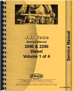 Service Manual for Case 2290 Tractor