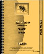 Parts Manual for Case 30-60 Tractor