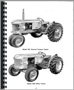 Operators Manual for Case 300 Tractor