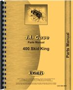Parts Manual for Case 400 Tractor