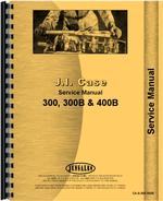 Service Manual for Case 411B Tractor