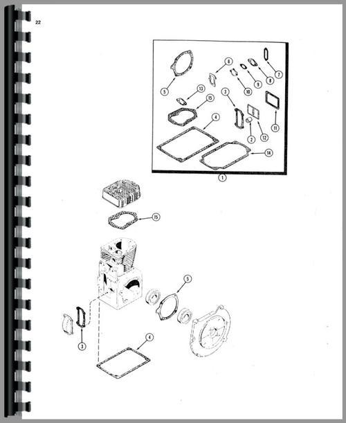 Case 444 Garden Tractor Parts : Case lawn garden tractor parts manual