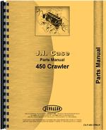 Parts Manual for Case 450 Crawler