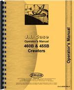 Operators Manual for Case 450B Crawler