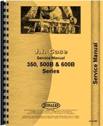 Service Manual for Case 500B Tractor
