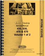 Service Manual for Case 570 Tractor