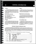 Parts Manual for Case 780 Tractor Loader Backhoe