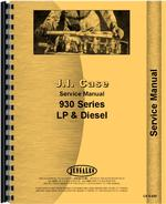 Service Manual for Case 930 Tractor