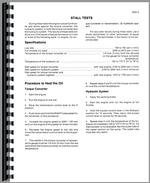 Service Manual for Case W14 Wheel Loader