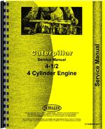 Service Manual for Caterpillar 112 Grader Engine