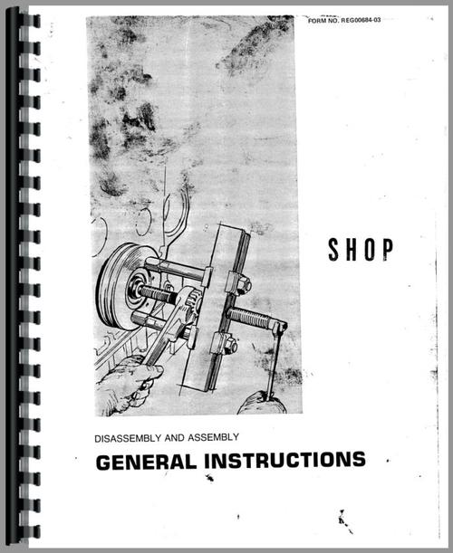 Service Manual for Caterpillar 225 Excavator Sample Page From Manual