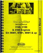 Service Manual for Caterpillar 3160 Engine