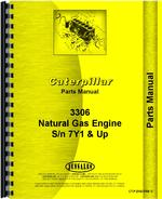 Parts Manual for Caterpillar 3306 Engine