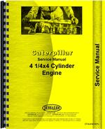 Service Manual for Caterpillar 4.25 Engine