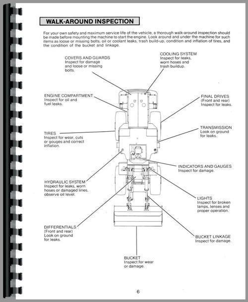 Caterpillar 992B Wheel Loader Operators Manual