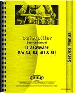 Service Manual for Caterpillar D2 Crawler