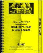Service Manual for Caterpillar D364 Engine