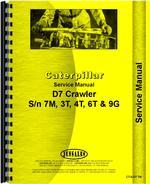 Service Manual for Caterpillar D7 Crawler