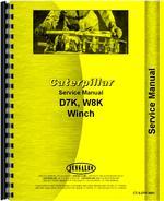 Service Manual for Caterpillar D7K Crawler