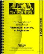 Service Manual for Caterpillar All Electrical Testing