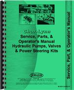 Service Manual for Char-Lynn all Power Steering