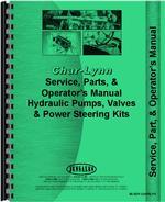 Service Manual for Char-Lynn all Power Steering